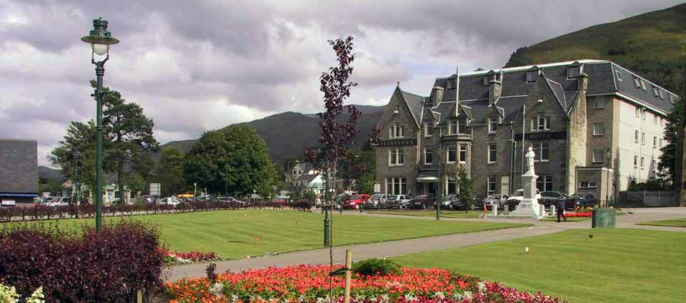 Hotels In Fort William With Swimming Pool