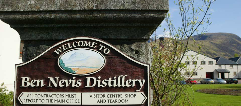 Ben Nevis & Distillery Fort William