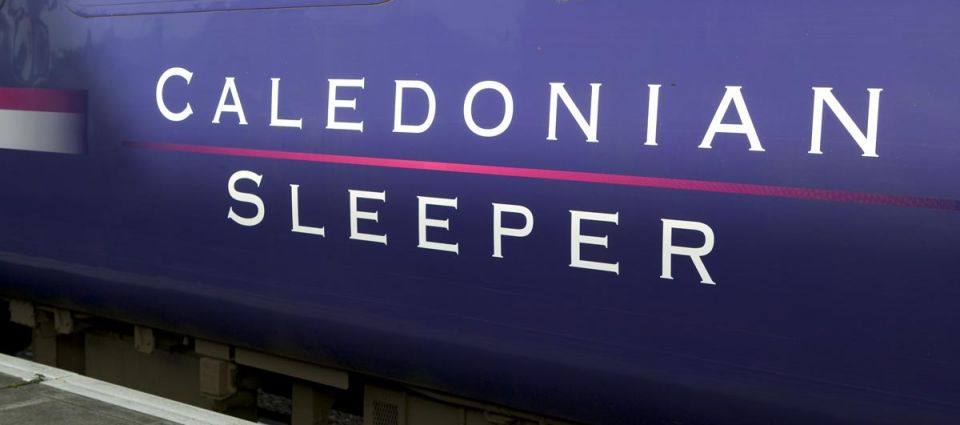Take the Sleeper to Fort William