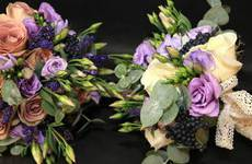 Personally designed wedding flowers
