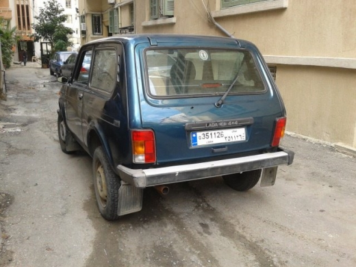 Lada in Downtown - Lada 4×4 for sale