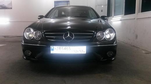 Mercedes-Benz in Jounieh - MERCEDES CLK 320 - 2005 LOOK AMG (2007)
