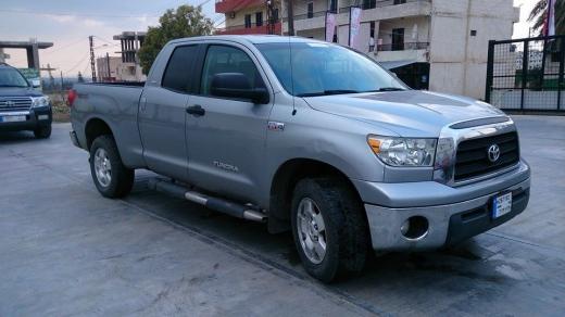 Toyota in Tripoli - Toyota Tundra SR5 DoubleCab model 2007