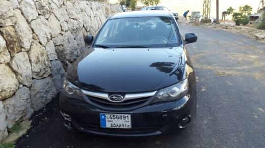 Subaru in Bikfaya - subaru impreza mod.2010...cherke {{{ 12000 $}}}}]]