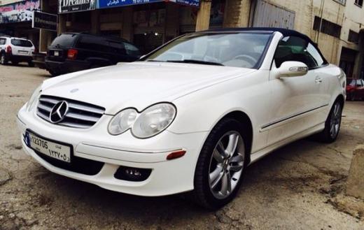 Mercedes-Benz in Ber Elias - Mercedes CLk 350
