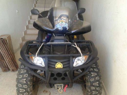 Motorbikes & Scooters in Ajaltoun - Atv cobra , model 2012 ,500 cc ,4X4 , moteur yamaha