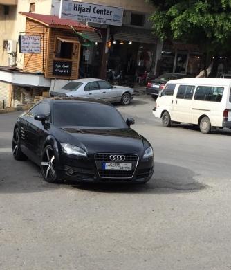 Audi in Saida - Audi TT 2007 2.0 turbo 4 cyl