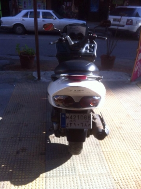 Motorbikes & Scooters in Tripoli - Honda forza 250cc for sale in 1700$, mod 2004
