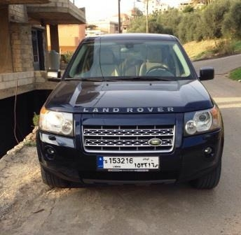 Land Rover in Downtown - LAND ROVER LR2 MOD 2008 FULL
