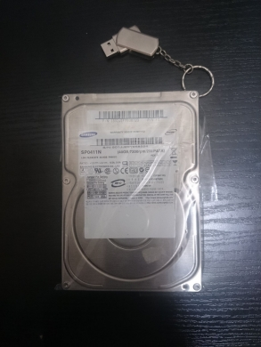 Computers & Software in Baalback - SAMSUNG HARD DISK 40 GB