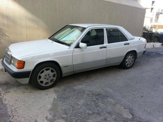 Mercedes-Benz in Jounieh - MERCEDES 190 E 2.0 MOD : 93