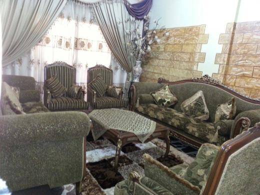 Home & Garden in Tripoli - طقم صالون بحالة جيدة غير مستعمل 6 قطع 2 كبار و4 صغار