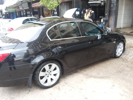 BMW in Tripoli - for sale or trade bmw 525 i model 2005