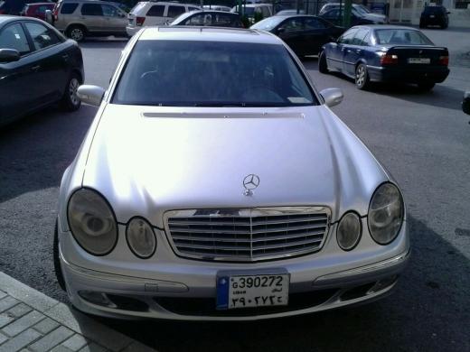 Mercedes-Benz in Jounieh - mercedes E 320