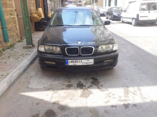BMW in Tripoli - BMW Mod 99 ( 318 )