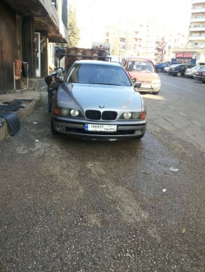 BMW in Tripoli - For Sale OR Trade BMW 528 model 97 full option