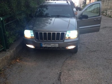 Jeep in Hadeth - For sale 1999 Grand Cherokee V8 Limited