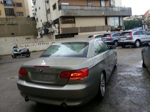 BMW in Ain Mreisseh - bmw 335 convertible 2007
