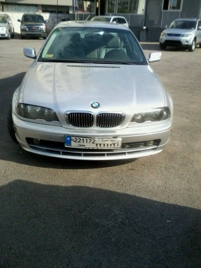BMW in Downtown - BMW 323 CI 6 Cylinder For Sale In a Good price