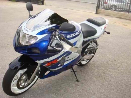 2002 Suzuki GSXR600 | in North | Vivadoo