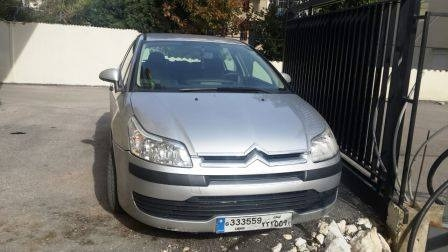 Citroen in Downtown - Citroen C4 2007 FULL AUTOMATIC AC , Excellent condition