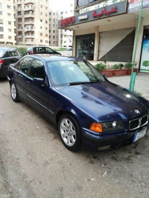 BMW in Tripoli - for sale bmw 320i model 92 mfawleh bas vitesse 3adi