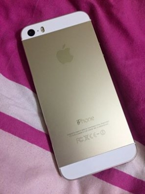 Phones, Mobile Phones & Telecoms in Tripoli - iphone 5s/64G/gold