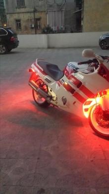 Motorbikes & Scooters in Beirut City - Honda CBR 1000 model 89 ajnbeye motir vitas sherki