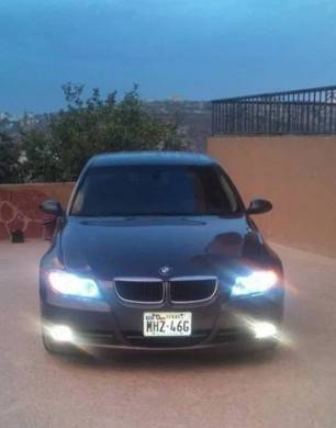 Cars in Harouf - 330i,2006,E90,ajnabeye