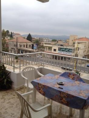 For Sale in Amioun - بيت أميون الكورة مساحة 265 متر الطريق العام طابق 3