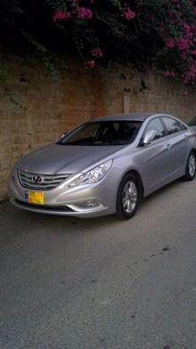 Cars in Rihaniyeh - Hyundai Sonata 2013 For sale