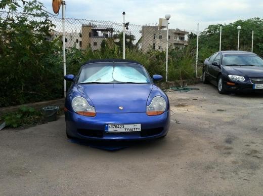 Cars in Safra - porshe boxter S mod 97 vitesse for sale or trade
