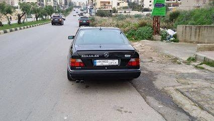 Cars in Tripoli - Mercedes Model 92 Look AMG full option for sale or trade