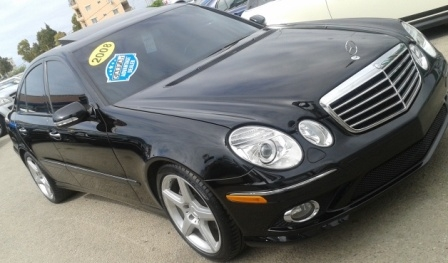 Cars in okaybe - 2008 E350 LOOK AMG