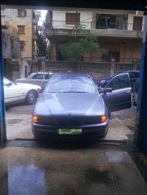 Cars in Tripoli - Bmw 528 model 97 for sale full.option
