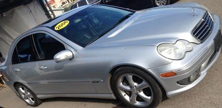 Cars in okaybe - 2006 C230 V6