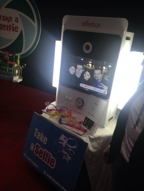 Entertainment in Beirut City - SelfiesBox Photobooth