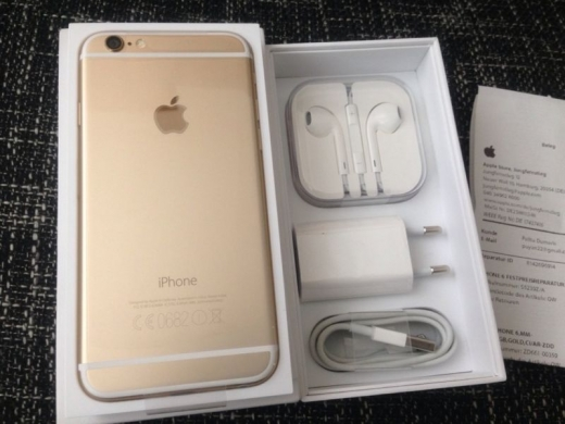 Phones, Mobile Phones & Telecoms in Abbassiyeh - Original Apple Iphone 6 Plus 128gb Gold