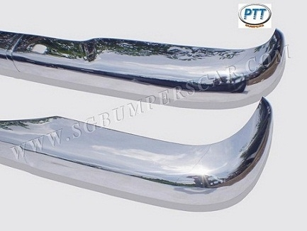 Car Parts & Accessories in Al Dahye - Mercedes Benz W110 Fintail, USA style bumper 1961-1968