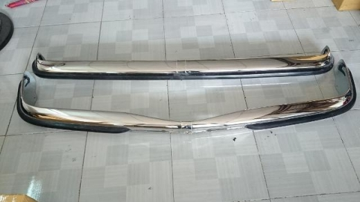 Car Parts & Accessories in Al Dahye - Mercedes Benz W115 Coupe & Sedan stainless bumpers