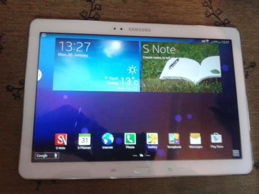 Phones, Mobile Phones & Telecoms in Tripoli - SAMSUNG TABLET FOR SALE