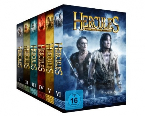 TV, DVD, Blu-Ray & Videos in Beirut City - Hercules: The Legendary Journeys (Complete Series 1-6) (PAL)