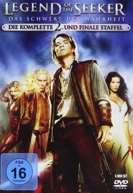 TV, DVD, Blu-Ray & Videos in Beirut City - Legend of the Seeker Season 1 and 2