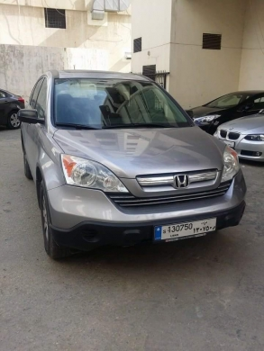 Cars in Saida - Honda CR-V EX