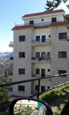 To Rent in Bhamdoun - BHAMDOUN furnished apartment FOR RENT