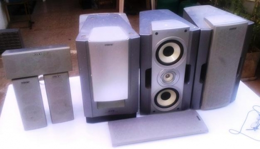 Record Players/Turntables in Sin el-Fil - SONY Surround System Speakers