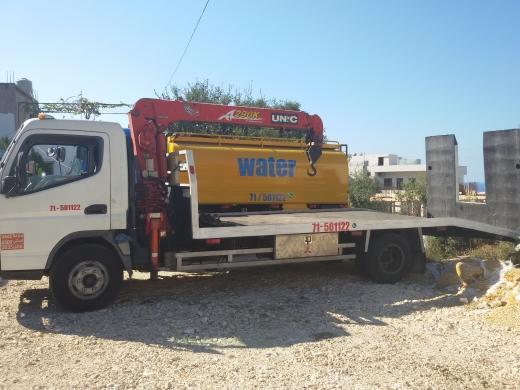 Vans, Trucks & Plant in Jbeil - بلاطة ميتسوبيشي 4 سيلاندر لنقل السيارات