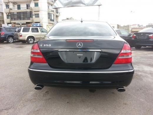 Cars in Dahr el-Ain -   mercedes E 350 AMG
