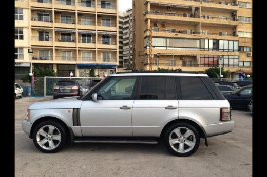 Cars in Ain Ebel - rangerover 2003 for sale