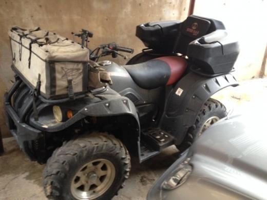 Motorbikes & Scooters in Beirut City - ATV 650 cc jaguar model 2011